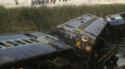 50 passengers injured as train derails in Assam