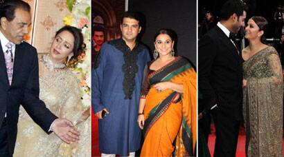 Photos: Aishwarya-Abhishek, Vidya-Siddharth - Bollywood's real life '2 States' couples