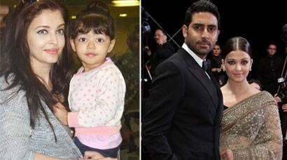 PHOTOS: Aishwarya Rai, Abhishek Bachchan celebrate 7 years of togetherness