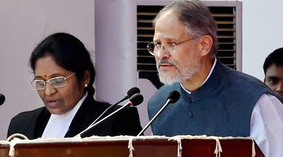 Justice Rohini sworn in as Delhi High Court's Chief Justice