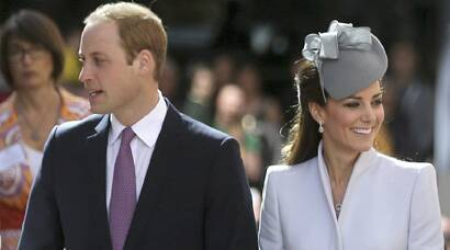 PHOTOS: Kate Middleton is elegant in Alexander McQueen for Easter