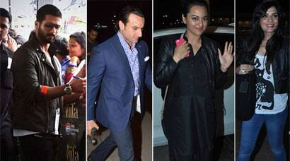 PHOTOS: Shahid Kapoor, Vivek kickstart IIFA 2014; Saif, Sonakshi set to join them
