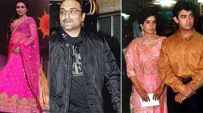 PICS: Rani Mukerji-Aditya Chopra, Aamir Khan-Reena: Bollywood's secret weddings