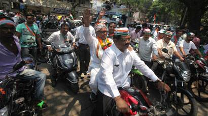 Elections 2014: Mumbai poll campaign comes to an end