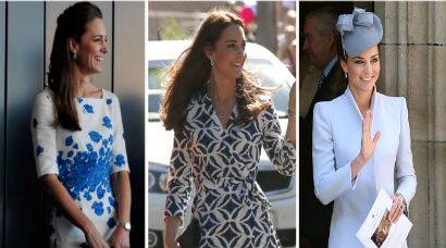 PHOTOS: Kate Middleton's style file: Australia – New Zealand tour