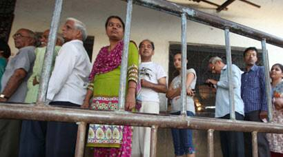 Voting for 7th phase of Lok Sabha elections ends