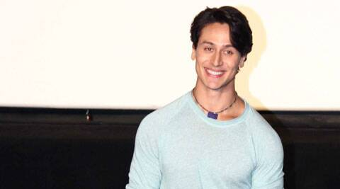 'Heropanti' trailer was launched by Aamir Khan.