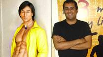 Why did Tiger Shroff give Chetan Bhagat a complex?
