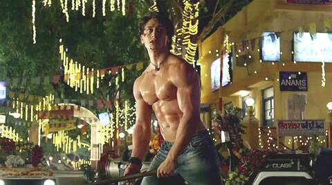 Tiger Shroff's debut film Heropanti are raving about Tiger Shroff's heart-in-the-mouth stunts.