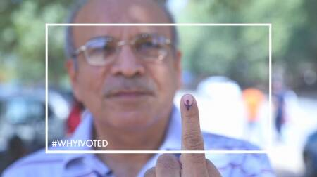 #WHYiVOTED: Let's hear it from India