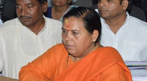 She also alleged that some officers in the Samajwadi Party-led UP government were working as party agents. (PTI)