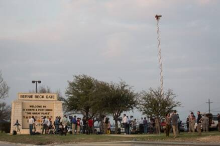 Fort Hood shooting: 4 killed, 16 wounded