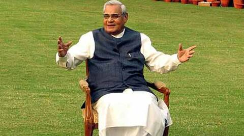 Vajpayee had even failed to handle Narendra Modi whom he wanted removed as Chief Minister in the wake of Gujarat riots in 2002, said Jha