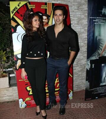 Arjun, Alia, Sonakshi celebrate the success of Varun, Ileana's 'Main Tera Hero'