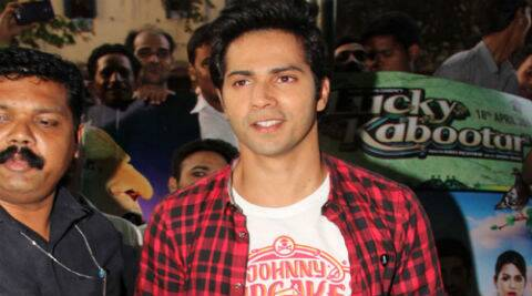 Varun Dhawan is excited about trying out different genres with his upcoming films.