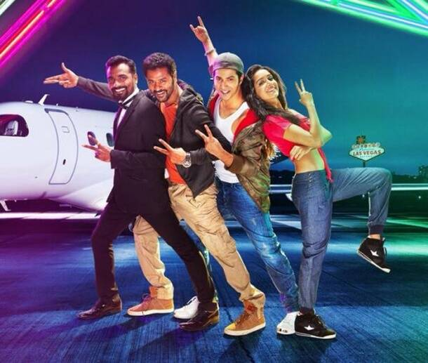 First look: ABCD 2