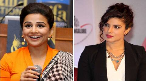 Priyanka Chopra has replaced Vidya Balan at the last minute to promote Indian cinema at IIFA.