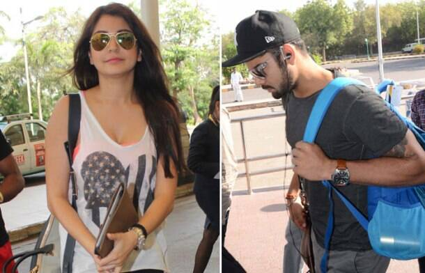 Virat Kohli in Jodhpur to meet girlfriend Anushka Sharma?