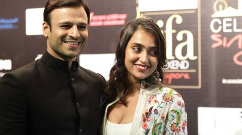 """There is a demand for a third film again."" Vivek Oberoi said at IIFA."