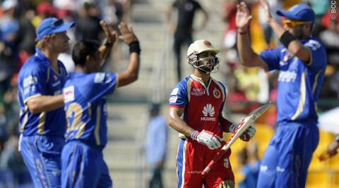 Kohli said that when he batted, he felt it was a good wicket. (Photo: BCCI/IPL)