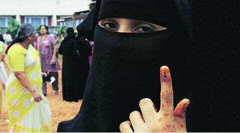 Mumbai has an estimated 17 lakh Muslim voters.