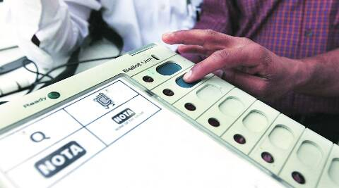 The total number of voters in the city has increased from 5.22 lakh in the last election to 6.13 lakh.