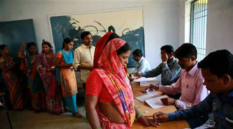 Among 153 candidates in the fray, fifteen are women, with 22 candidates belonging to recognised national political parties. (PTI)