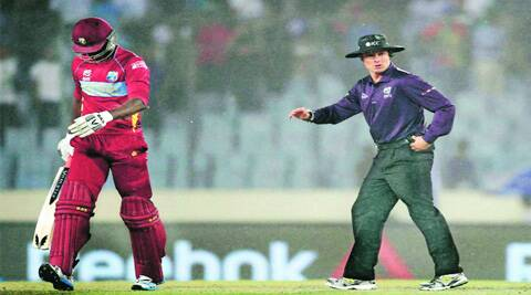 Darren Sammy says WI need to start rotating the strike.