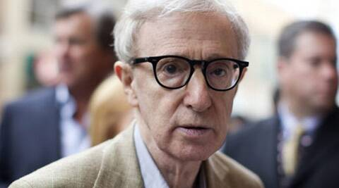Woody Allen's new play 'Bullets Over Broadway' has been panned by critics over an all-white cast.