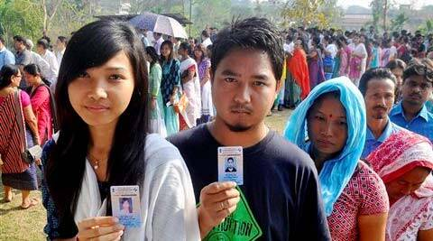 According to the state election authorities, of the total 7,89,66,642 voters, 10,75,376  are in the age-group of 18 to 19 years. (PTI)