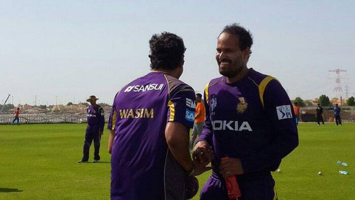 In focus will be struggling allrounder Yusuf Pathan, who has lost his place in the Indian team, and experienced a heavy price cut during the auctions (Twitter)