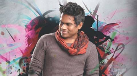 Music director suggested him to go to Yuvan.