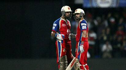 PHOTOS: Yuvi, Kohli star in RCB win