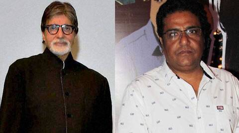 Actor Zakir Hussain, who plays a politician in the recently released film 'Revolver Rani', is gearing up to work with Bollywood megastar Amitabh Bachchan in a new TV show.