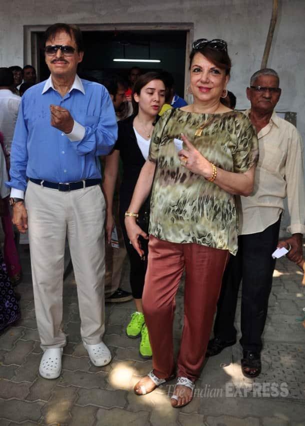 Star voters we missed to show you: Ranbir Kapoor, Kajol, Ajay Devgn