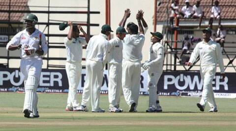 Zimbabwe (9th) and Bangladesh (10th) are the bottom two ranked Test teams in the world today. (AP File)