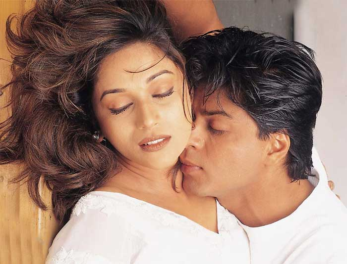Madhuri also shared a fantastic onscreen chemistry with Shah Rukh Khan. Together they were seen in five films – 'Koyala', 'Anjaam', 'Dil Toh Pagal Hai', 'Hum Tumhare Hain Sanam' and 'Devdas'.