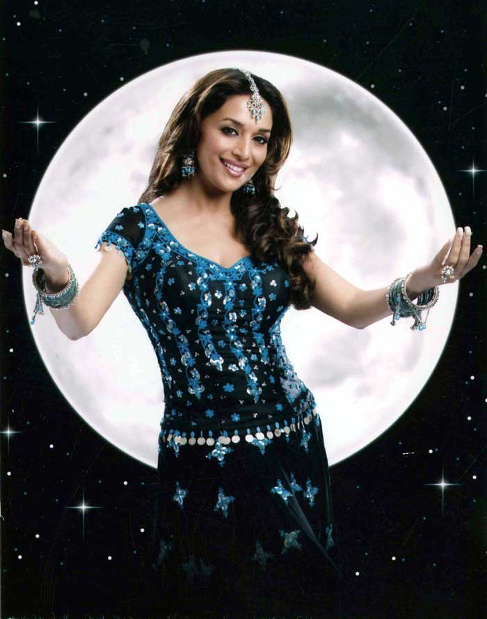 After a gap of four years Madhuri Dixit made a comeback in 2007 with 'Aaja Nachle'. Despite the critics slamming the film, Madhuri's performance was liked by all.