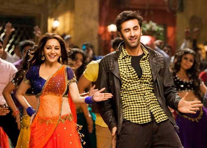 Madhuri Dixit's life in BollywoodKeeping up with the item number trend Madhuri was seen in an item number with Ranbir Kapoor in his film 'Yeh Jawaani Hai Deewani'.