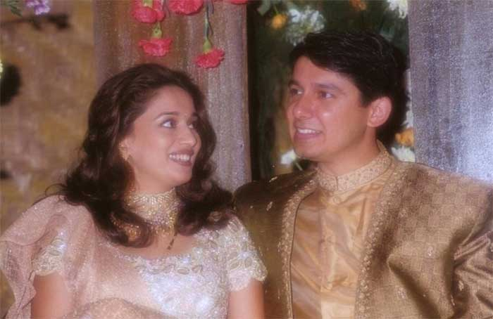 On 17 October 1999, Madhuri Dixit married Dr Sriram Madhav Nene, a cardiologist  who practiced in Denver. After marriage, Madhuri relocated to Denver for almost a decade.