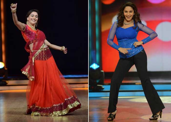 "In March 2013, Madhuri, backed by her husband Shriram Nene, opened an online dance academy - 'Dance With Madhuri', where fans can pick up the moves from the dancing diva herself. ""It is the passion towards dancing that got me into this,"" Madhuri had said at the launch of the academy."