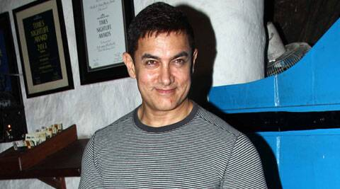 Aamir is all set to release his upcoming film 'PK' in December.