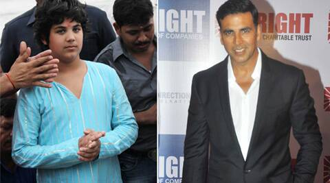 Akshay Kumar wants his children Aarav and Nitara to enjoy a normal childhood.