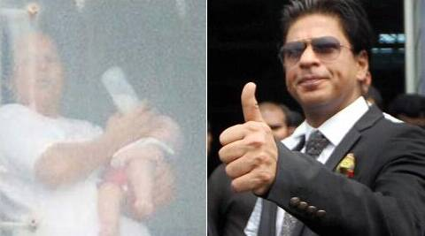 Shah Rukh Khan has the most profound things to share with his one-year-old son AbRam.