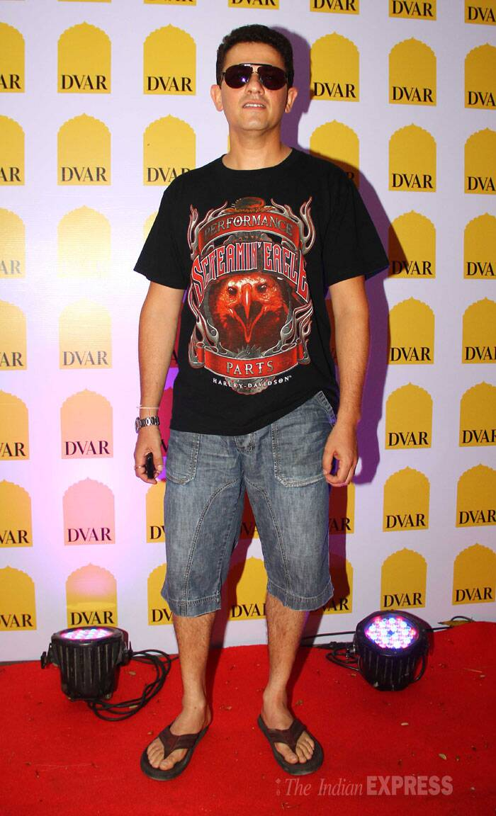 Fugly director Kabir Sadanand looks chilled out. (Photo: Varinder Chawla)