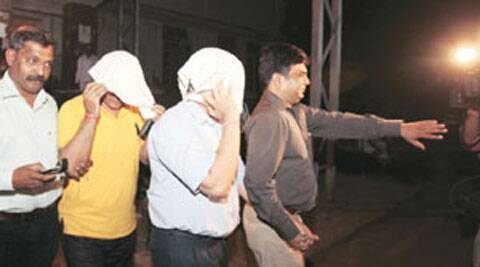 The state had suspended the duo on March 22, 2012, after the CBI named them as an accused.