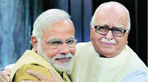"""Advaniji said that I have done the BJP a kripa (favour). Like India, BJP too is my mother. Can serving the mother be kripa? Source: PTI"