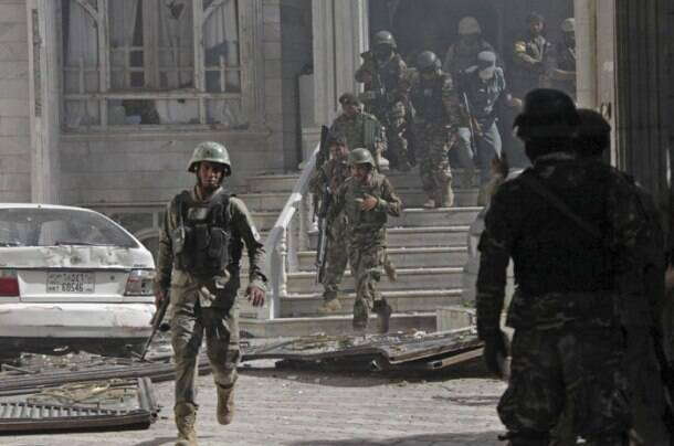 Afghanistan: Indian Consulate in Herat attacked