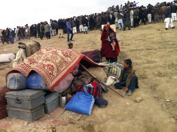 Aid rushed to survivors after Afghan landslide kills hundreds
