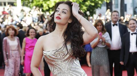 Aishwarya Rai made up for the long wait as she strutted down the French Riviera looking majestic.